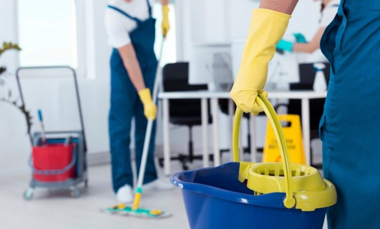 commercial cleaning dallas tx