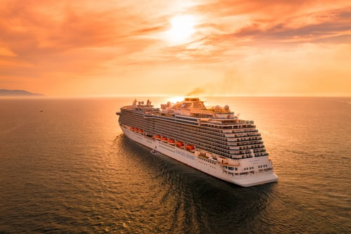 cruise travel with baby