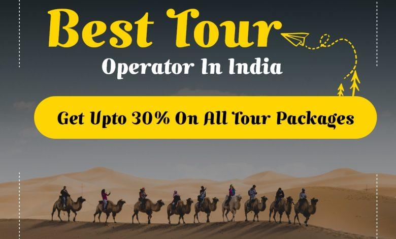 best tour operator in india
