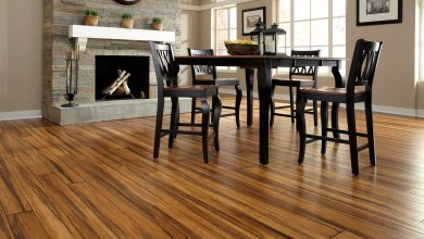 Photo of Bamboo Flooring Brief Overview of Uses and Types