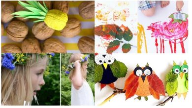 Photo of Nature craft ideas for kids you should know about