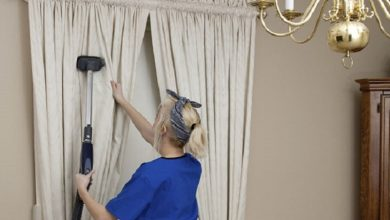 Photo of Curtain Cleaning- A Complete Guide